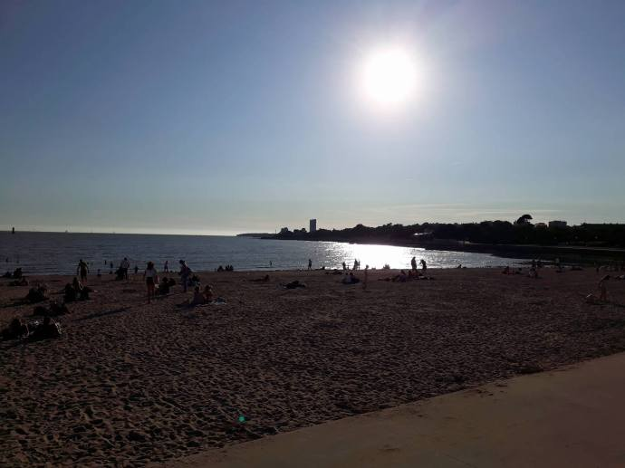 la rochelle plage concurrence