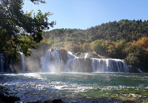Krka national park - Croatie