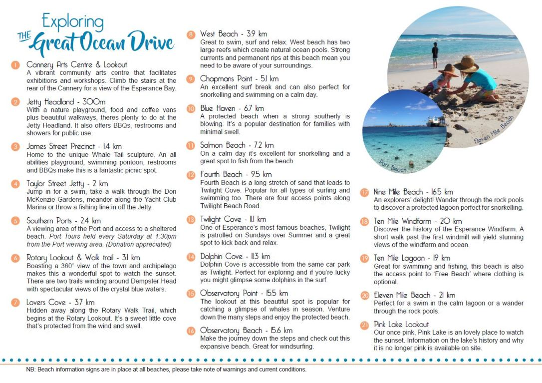 great ocean drive description