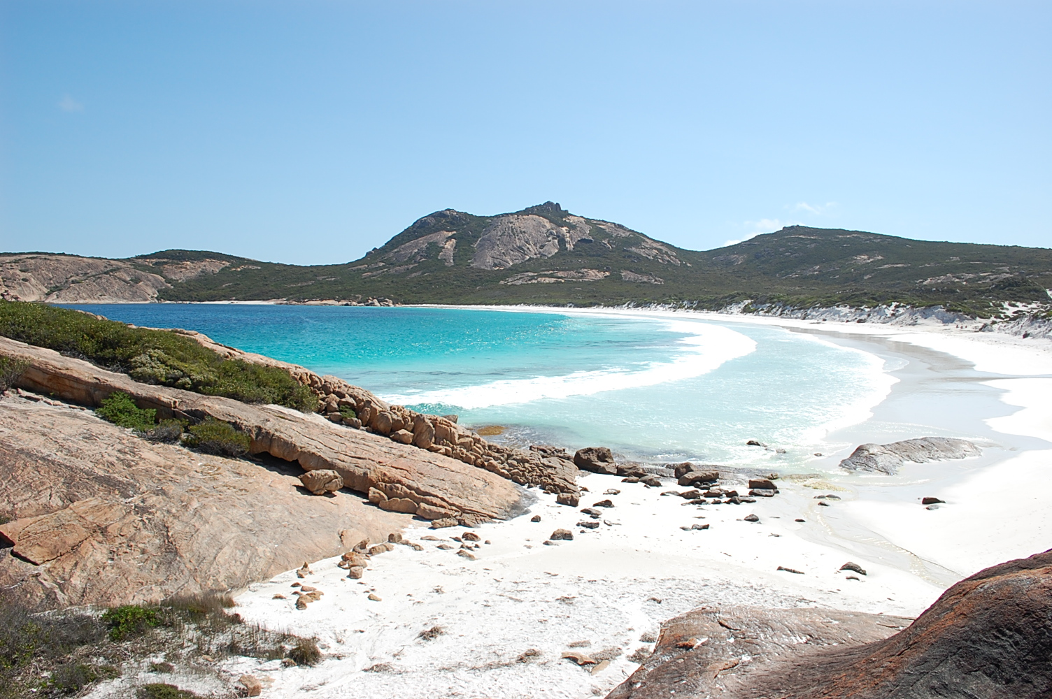 Cape Legrand National Park
